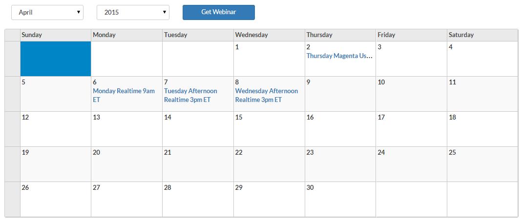 Design Calendar Using Javascript : How to create a customizable javascript calendar using